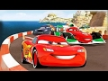 Free Kids Game Download Lightning McQueen's  - Cars Capital City Contest - Free Games