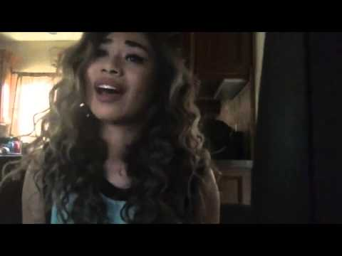 Baby Blue (Action Bronson ft. Chance The Rapper) - Jessica Sanchez