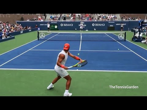 What If Rafa Nadal Was Right-Handed?