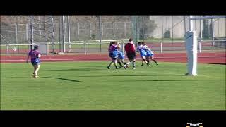 Highlights Club Rugby Ferrol - Campus Ourense