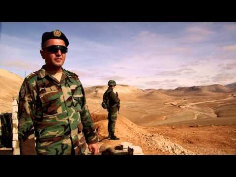 Tango 10: the British-built watchtower keeping ISIL at bay on Lebanon's border