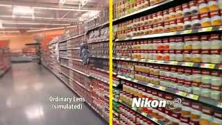 Walmart Vision Center TV Commercial, Nikon Eyes