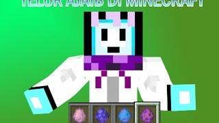 Telur Ajaib di Minecraft!   Minecraft Indonesia BeaconCream S2 #3