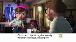 Pixar Cialis Commercial