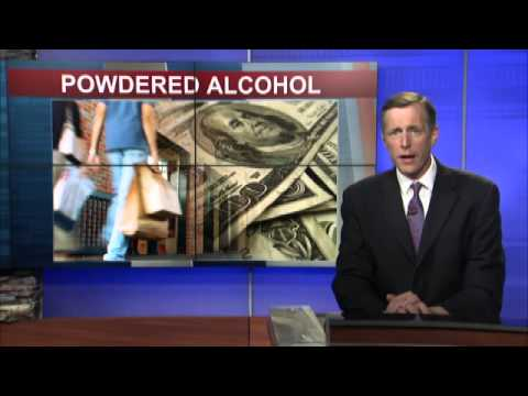 Schumer asks FDA to block powdered alcohol