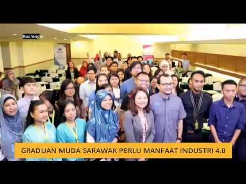 Graduan muda Sarawak perlu manfaat industri 4.0