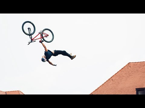 What does it take to build a track? | Red Bull District Ride