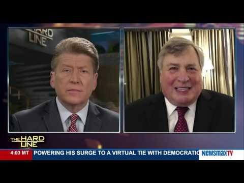 "The Hard Line | Dick Morris discusses his recent column, ""Hillary's Woman Problem"""