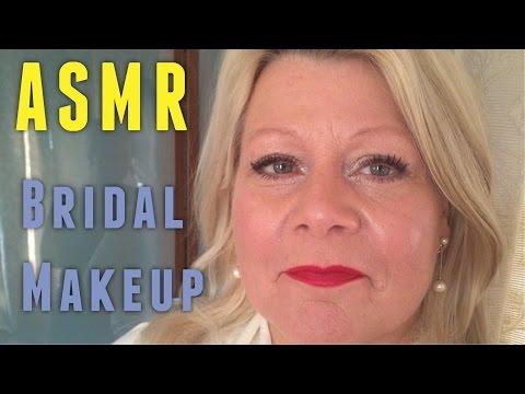 ASMR♥ BRIDAL MAKEUP♥ Meet my mommy!