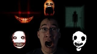 Repeat youtube video Random Horror Reaction Compilation
