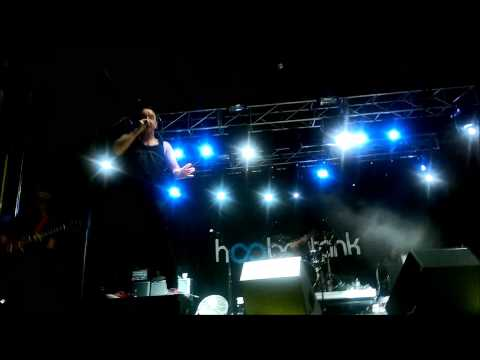 Hoobastank live El Paso 2015 - Remember Me