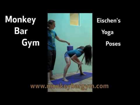 Monkey Bar Gym Yoga w Ali Dwyer