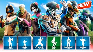 🔥 *FILTRATED* ALL NEW FORTNITE HALLOWEEN SKINS AND BAILES! 🔥 (Fortnitemares) [Flopper]