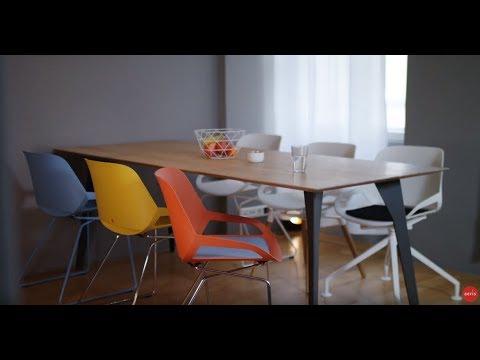 Ergonomische Bürostühle von aeris