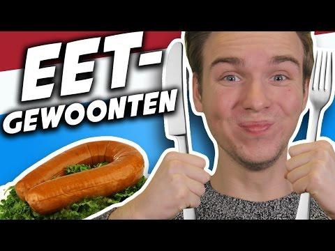 10 NEDERLANDSE EETGEWOONTEN!