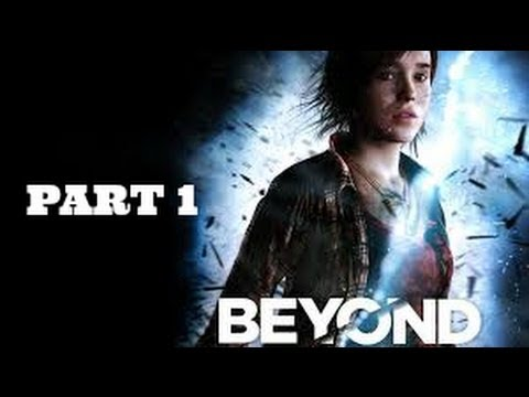 Beyond Two Souls Gameplay Walkthrough Part 1 - The Embassy