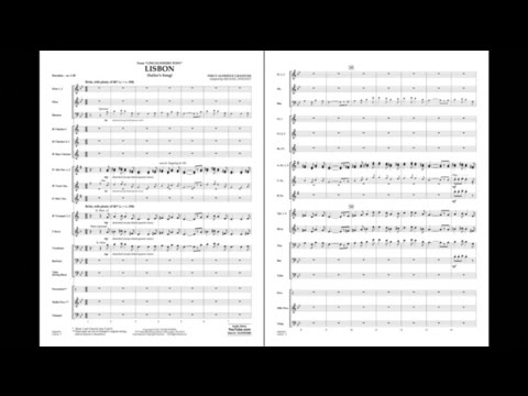 Lisbon (from Lincolnshire Posy) by Percy Grainger/arr. Michael Sweeney