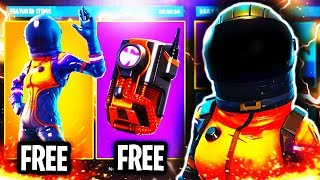 COMMENT À GET NEW DARK VANGUARD SKIN GRATUIT à FORTNITE! - Fortnite Battle Royale Nouvelle Peau Légendaire