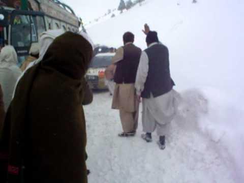 Hindu Kush Mountain Pass
