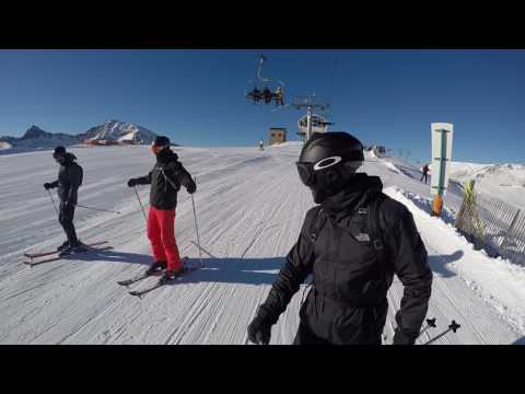 Andorra Skiing 2017 Grandvalira / Pas De La Casa / GoPro Hero 4 Silver