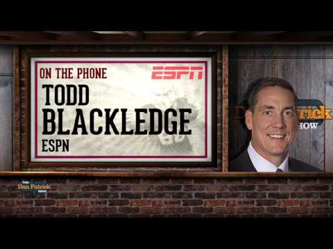 Todd Blackledge on The Dan Patrick Show (Full Interview) 11/20/2015