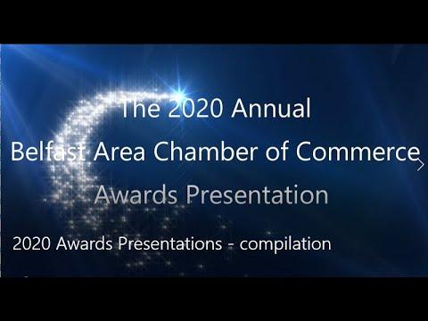 2020 Awards Presentations   compilation