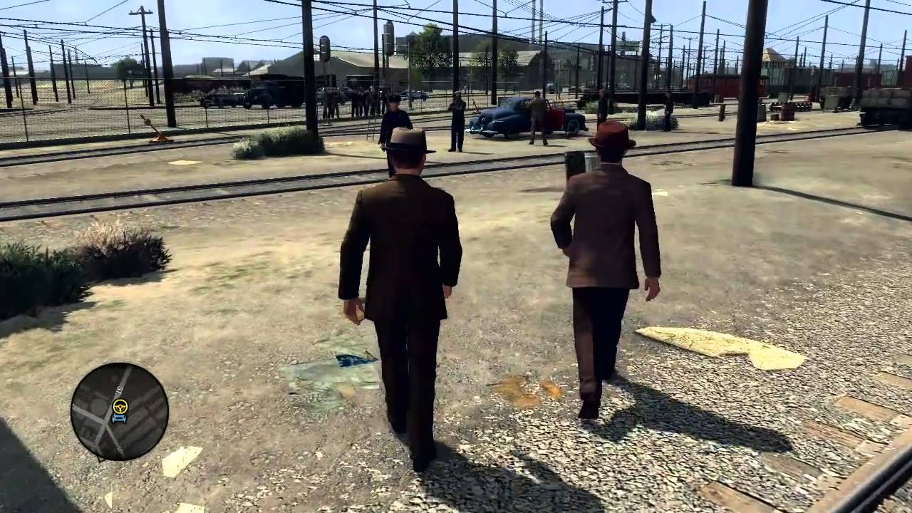 L.A. Noire how to play without the social club - video ...