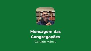 Culto online das Congregações | Mensagem 04/10/2020