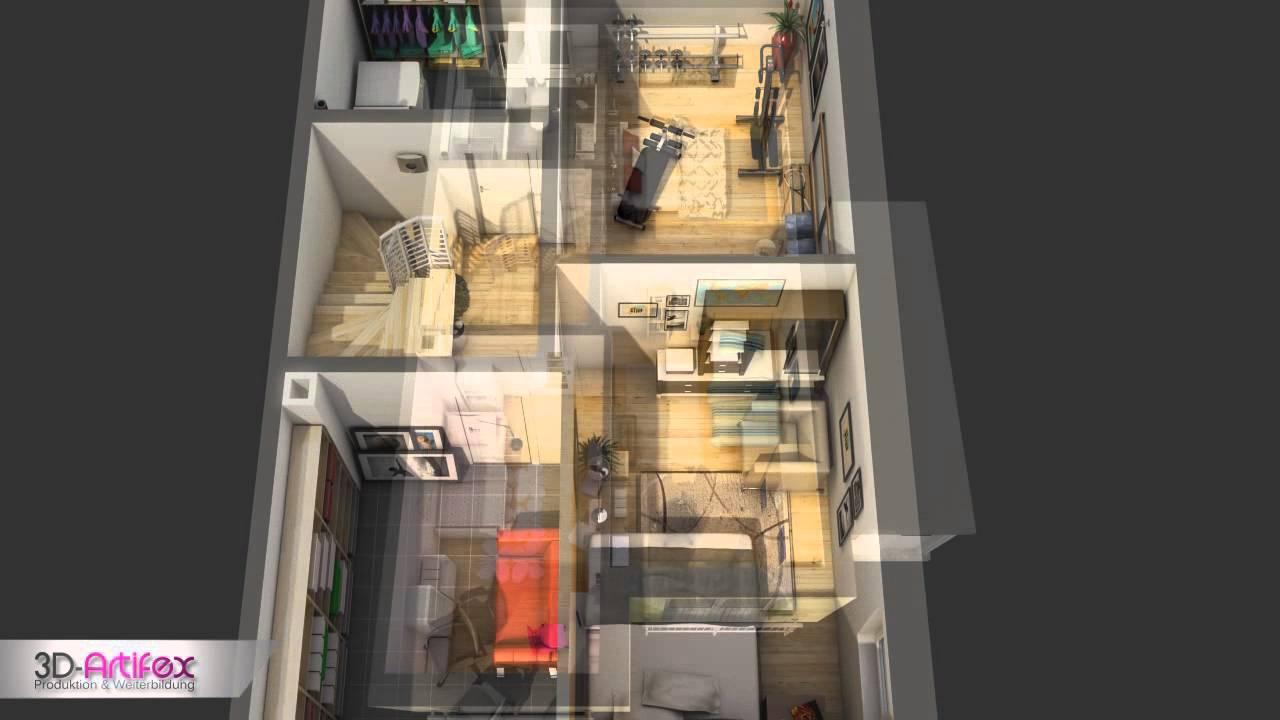 3d grundriss grundrissaufbereitung grundriss visualisierung 3d by www 3d artifex de