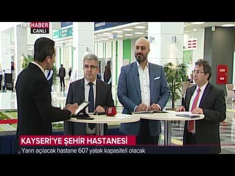 Kayseri Sağlık Müdürlüğü Şehir...