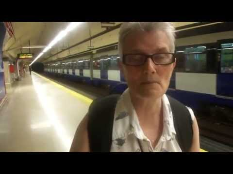 Madrid Metro Station, Cartagena [Madrid 2014][20]