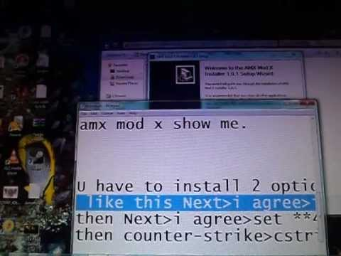 How to install Amx mod X For cs 1.6 Plugin link also