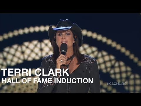 Terri Clark Canadian Country Hall of Fame Induction | 2018 CCMA Awards