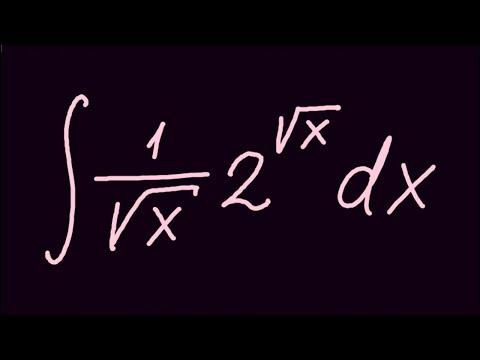Неопределённый интеграл-13из YouTube · Длительность: 10 мин53 с