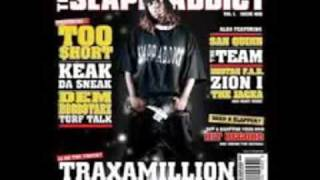 Sideshow-Traxamillion ft-Too $hort & Mistah Fab