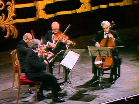 Amadeus Quartet - Mozart: String Quartet in C, K465