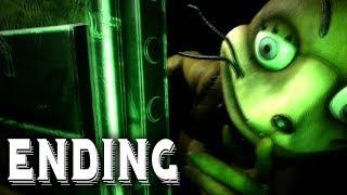 SECRET ENDING - Five Nights at Freddy's VR: Help Wanted (FNAF END)