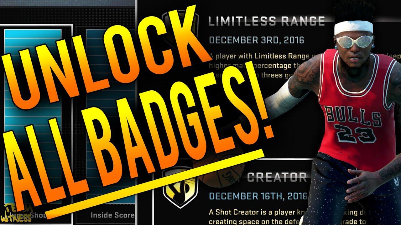 how to upgrade badges in nba 2k16 offline