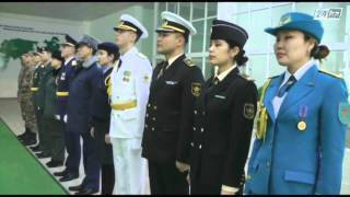 Әскер KZ. Военная форма казахстанской армии