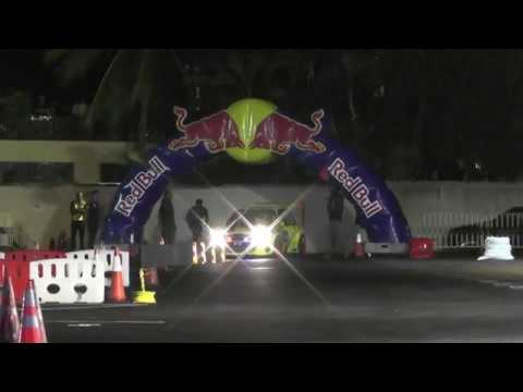 Maurice Info -  2019 Red Bull Car Park Drift (Mauritius)