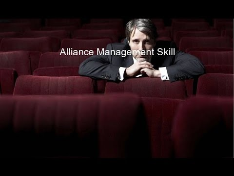 Alliance Management Skill