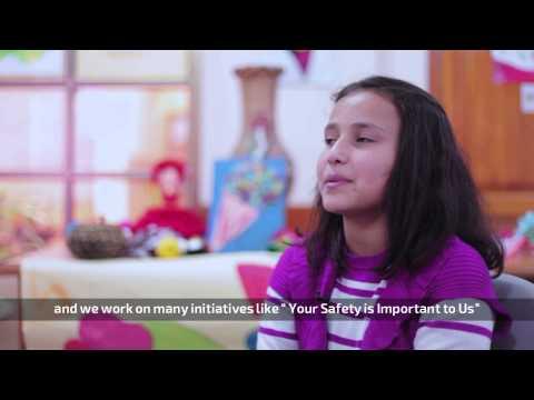 Gaza's Child Friendly Spaces