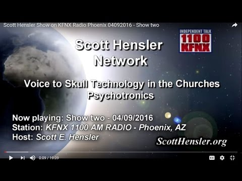 SCOTT HENSLER - DELIVERANCE MINISTER - UNITED STATES OF AMERICA WAS THROWN UNDER THE BUS