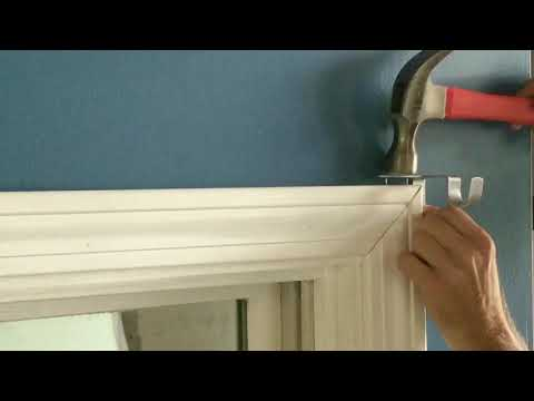 Kwikhang Curtain Rod Brackets Hang Curtains In Seconds Youtube