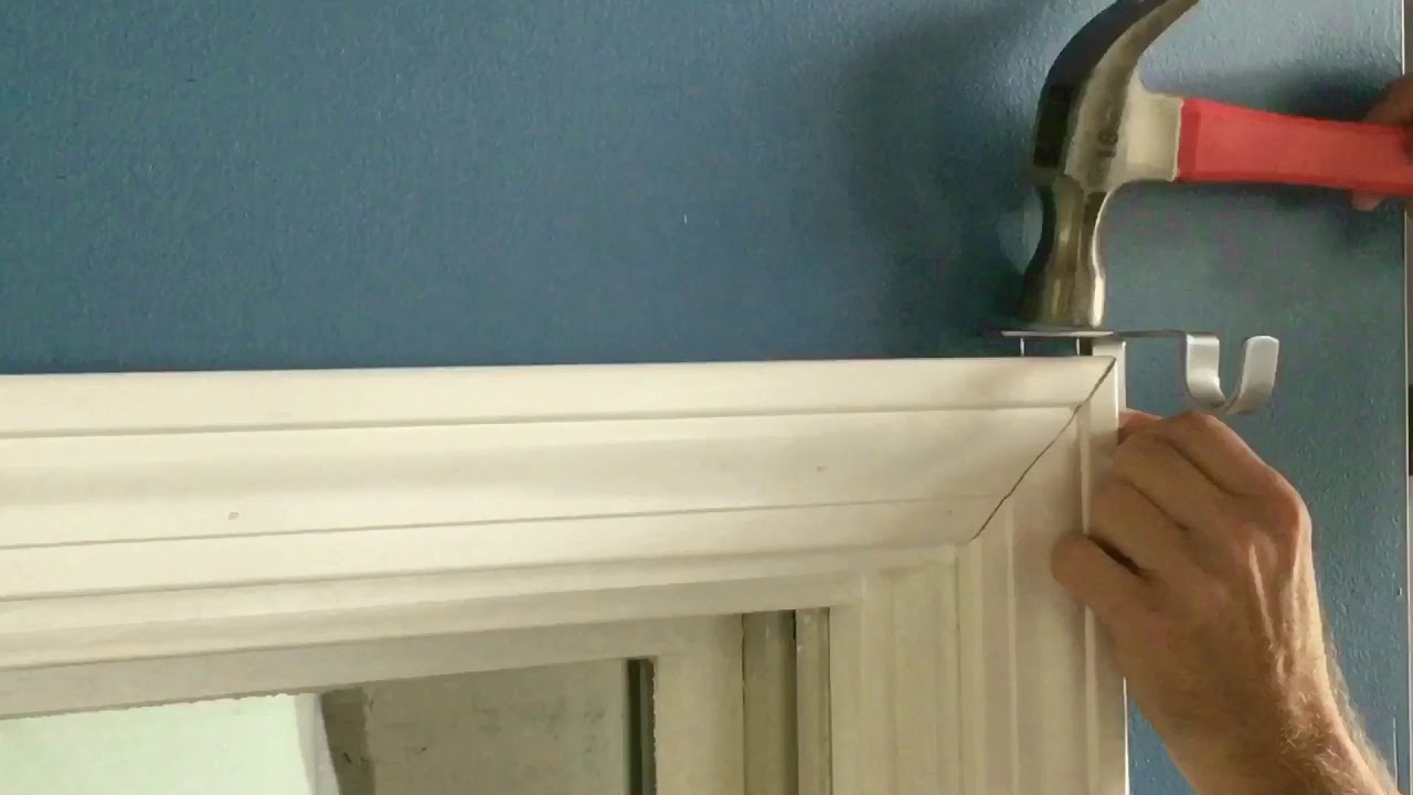 kwikhang curtain rod brackets hang curtains in seconds