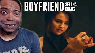 Selena gomez - boyfriend (official music video) reaction