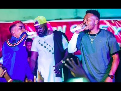 Olamide Joins his New Paddy LYTA | Lil kesh Small Doctor at UNILAG WOBEY TOUR With Dj Enimoney