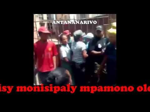 Antananarivo Polisin'i Dada Sy Neny Mpamono Olona