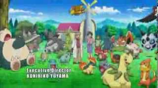 Pokemon BW-Adventures In Unova - English Opening Theme