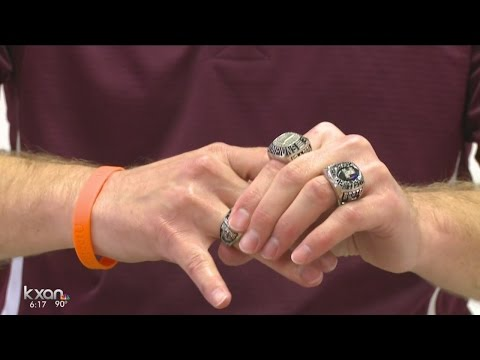 Round Rock High School teacher recovers valuable items